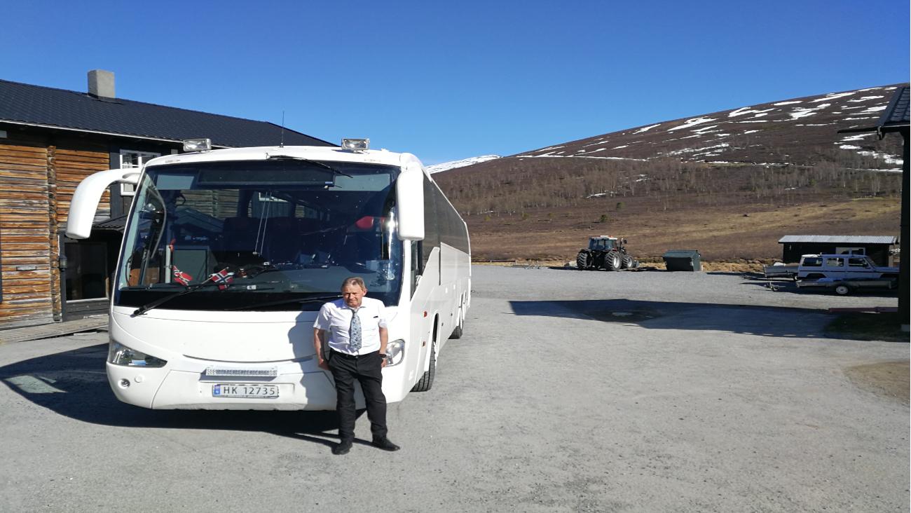 30 år med Thermo`s bussresor!